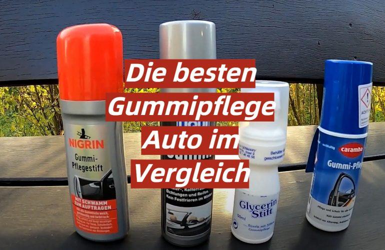 Gummipflege Auto Test 2021: Die besten 5 Gummipflege Auto im Vergleich